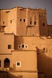 Kasbah Taourirt Ouarzazate marrocos Fotografia de Stock Royalty Free