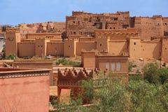 Kasbah Taourirt Ouarzazate morocco Arkivfoto