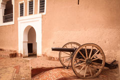 Kasbah Taourirt . Ouarzazate. Morocco. Royalty Free Stock Photography