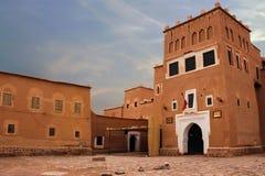 Kasbah Taourirt . Ouarzazate. Morocco. Royalty Free Stock Photos