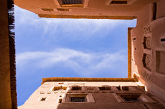 Kasbah Taourirt in Ouarzazate, Morocco Royalty Free Stock Photography