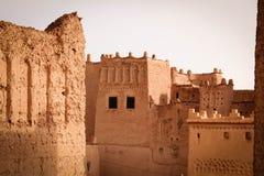 Kasbah Taourirt . Ouarzazate. Morocco. Royalty Free Stock Photo