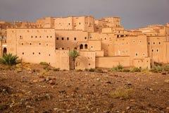 Kasbah Taourirt . Ouarzazate. Morocco. Stock Image