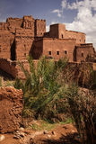 Kasbah Taourirt . Ouarzazate. Morocco. Stock Photos