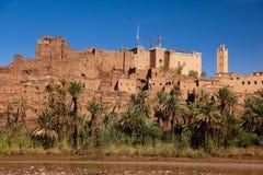 Kasbah Tifoultoute Ouarzazate morocco Photo libre de droits