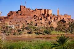 Kasbah Tifoultoute. Ouarzazate. Morocco. Royalty Free Stock Photography