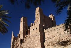 Kasbah tower Royalty Free Stock Photo