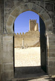 Kasbah- Tunesië Stock Fotografie
