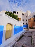 Kasbah of the Udayas in Rabat Royalty Free Stock Images