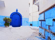 Kasbah of the Udayas in Rabat Stock Image