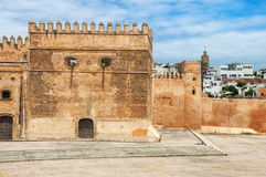 Kasbah of the Udayas in Rabat Royalty Free Stock Photo