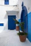 Kasbah of the Udayas, Rabat Royalty Free Stock Photography