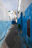 The Kasbah of the Udayas, Rabat Royalty Free Stock Photo