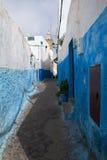 Kasbah van Udayas, Rabat Royalty-vrije Stock Foto