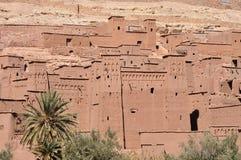 Kasbah von AIT Benhaddou, Marokko Lizenzfreie Stockbilder
