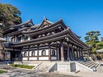 Kase-dera kannon Tempel Stockbild