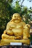 Kasennen Szczęśliwy Buddha lub Śmiać się Buddha Obrazy Stock