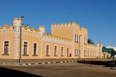 Kaserne building, Swakopmund, Namibia Stock Images