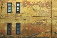 Kaserne-Fassade Stockfotografie