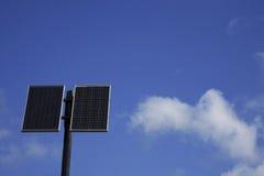 kasetonuje słonecznego Zdjęcie Royalty Free
