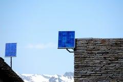 kasetonuje słonecznego zdjęcia royalty free