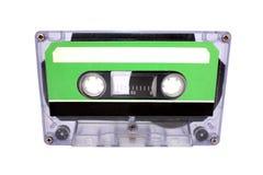 kasety układu przodu odosobniony widok biel Obraz Royalty Free