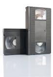 kasety wideo Zdjęcie Royalty Free
