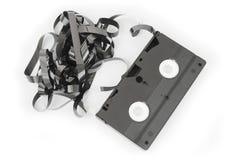 kasety wideo Zdjęcia Royalty Free
