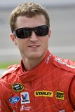 Kasey Kahne at the track Royalty Free Stock Photos