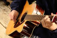 Kasey Sings Royalty Free Stock Image