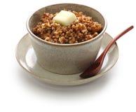 Kasha, buckwheat porridge Royalty Free Stock Photo