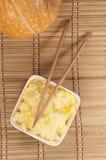 Kasha do arroz com abóbora Foto de Stock Royalty Free