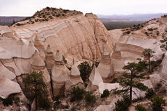 Kasha Katuwe Tent Rocks Royalty Free Stock Photo