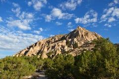 Kasha-Katuwe Tent Rocks National Monument Stock Image