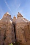 Kasha-Katuwe Tent Rocks National Monument Royalty Free Stock Images