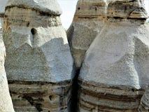 Kasha-Katuwe Tent Rocks National Monument, New Mexico stock photos