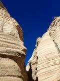 Kasha-Katuwe Tent Rocks National Monument Stock Photos