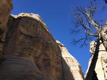 Kasha-Katuwe Tent Rocks National Monument Royalty Free Stock Image