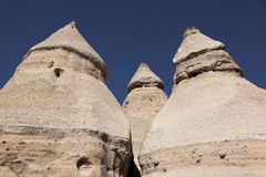 Kasha Katuwe Tent Rocks Royalty Free Stock Photos