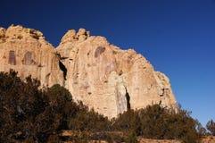 Kasha-Katuwezelt schaukelt Nationaldenkmal, New Mexiko, USA Stockbilder