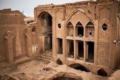 Kashan-Haus Lizenzfreies Stockfoto