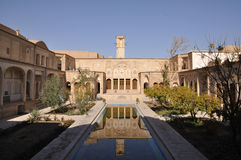 Kashan historic house Stock Photography