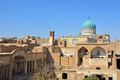 Kashan old city Royalty Free Stock Images