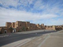 Kashba in Arabic town, Morocco. Kashba fortress in Arabic town, Morocco Stock Images
