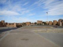 Kashba in Arabic town, Morocco. Kashba fortress in Arabic town, Morocco Royalty Free Stock Image