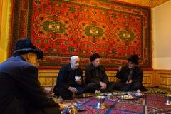 Kashgar, Kashgar Old City, Uighur, Historical City Century,Tea House Stock Photography