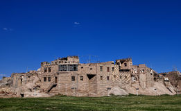 Kashgar old city royalty free stock photo
