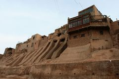 Kashgar old city Stock Images