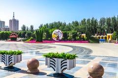 Kashgar People`s Park 03 royalty free stock images
