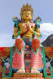 Kashmir buddha Imagens de Stock Royalty Free